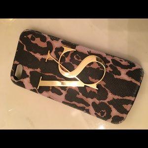 Victoria secret cheetah iphone5 phone case